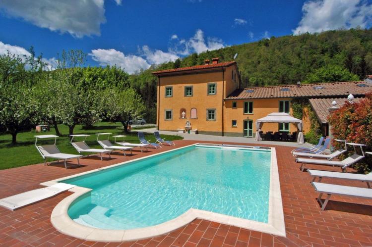 VakantiehuisItalië - Toscane/Elba: Panchevilla  [1]