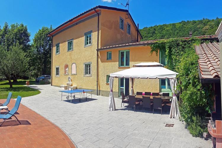 VakantiehuisItalië - Toscane/Elba: Panchevilla  [25]