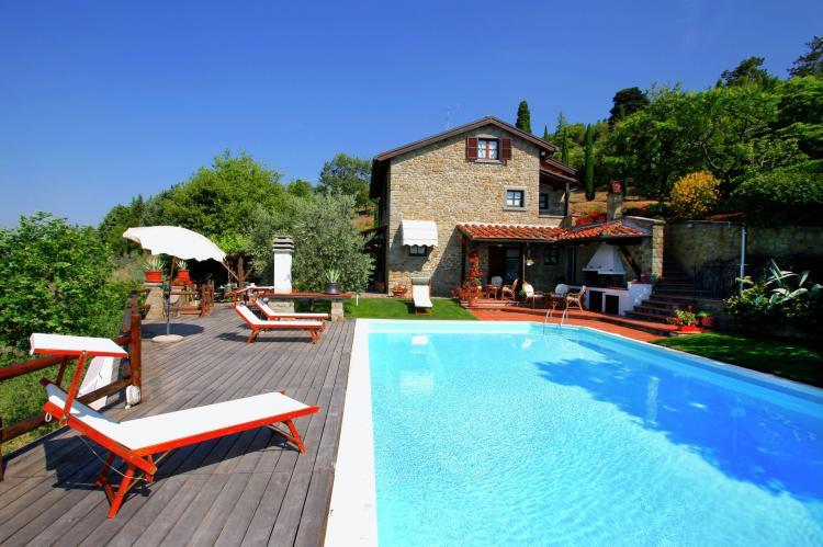 Holiday homeItaly - Tuscany/Elba: Villa Vista  [1]