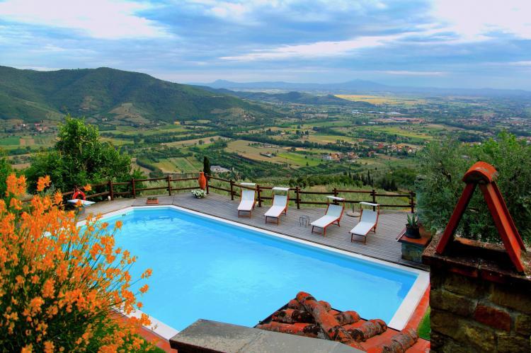 Holiday homeItaly - Tuscany/Elba: Villa Vista  [8]