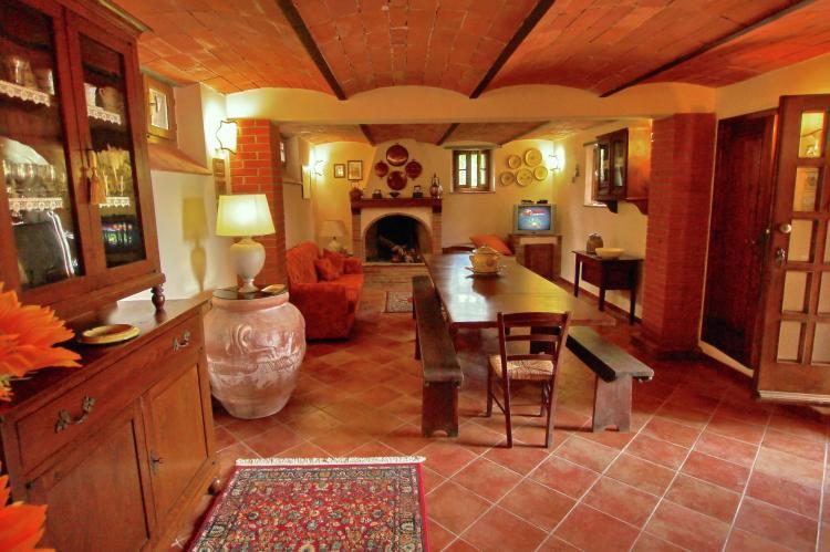 VakantiehuisItalië - Toscane/Elba: Villa Cignano  [7]