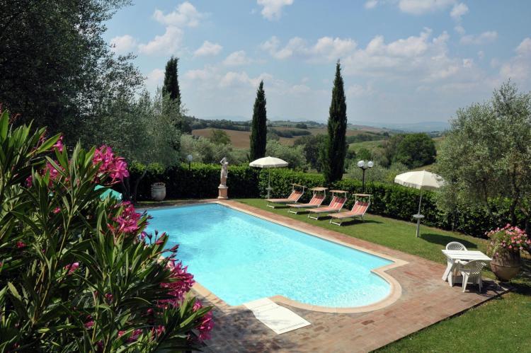 VakantiehuisItalië - Toscane/Elba: Villa Cignano  [4]