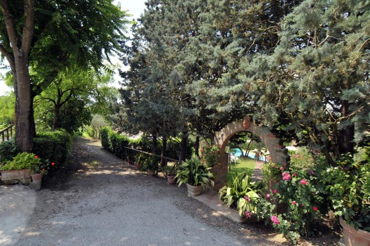 VakantiehuisItalië - Toscane/Elba: Villa Cignano  [5]