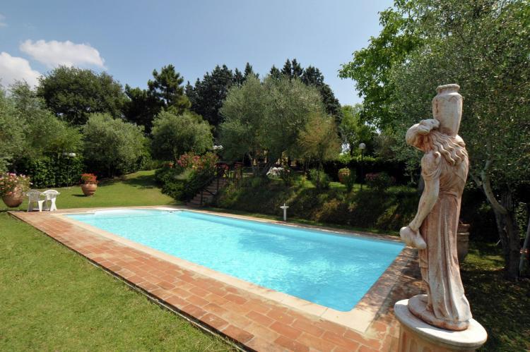 VakantiehuisItalië - Toscane/Elba: Villa Cignano  [2]