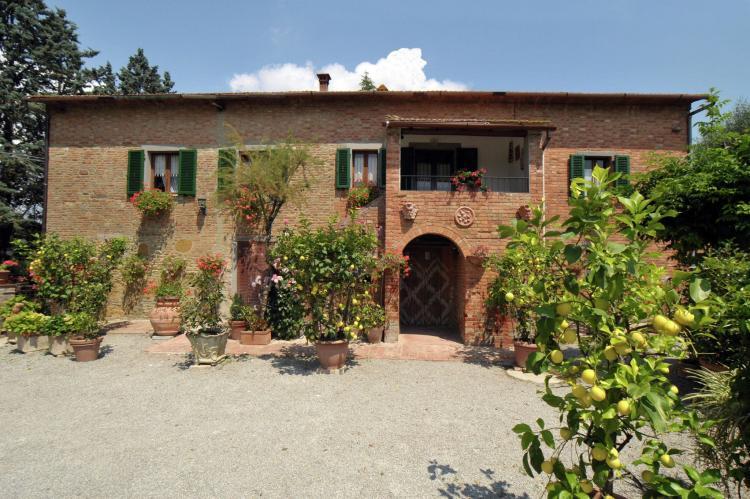 VakantiehuisItalië - Toscane/Elba: Villa Cignano  [1]