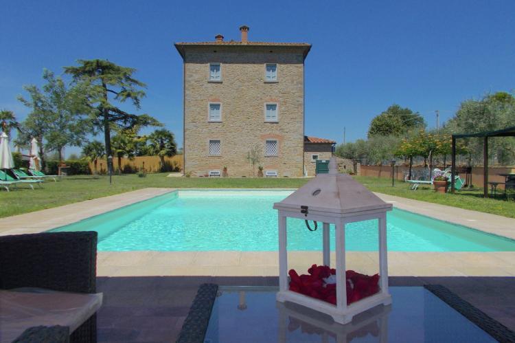 VakantiehuisItalië - Toscane/Elba: Villa Agnese  [2]