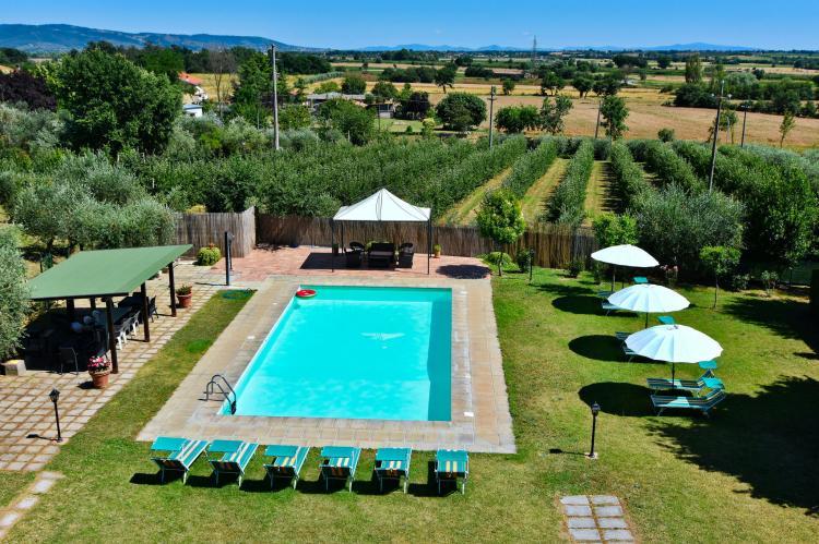 VakantiehuisItalië - Toscane/Elba: Villa Agnese  [1]