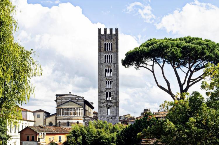 VakantiehuisItalië - Toscane/Elba: Le Mura di Lucca REQ  [25]