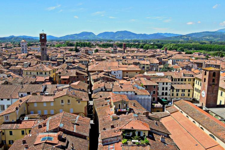 VakantiehuisItalië - Toscane/Elba: Le Mura di Lucca REQ  [24]