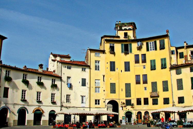 VakantiehuisItalië - Toscane/Elba: Le Mura di Lucca REQ  [19]