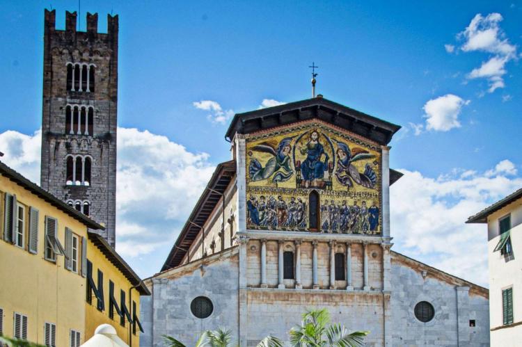 VakantiehuisItalië - Toscane/Elba: Le Mura di Lucca REQ  [21]