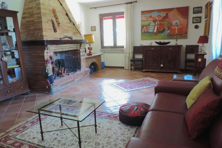 VakantiehuisItalië - Lazio/Rome: Villa del Duca  [15]