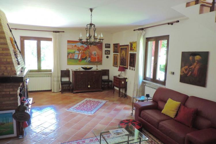 VakantiehuisItalië - Lazio/Rome: Villa del Duca  [16]