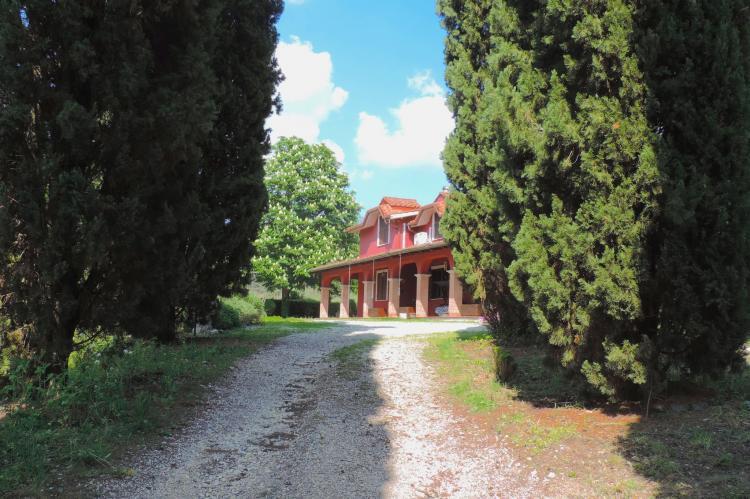 VakantiehuisItalië - Lazio/Rome: Villa del Duca  [3]