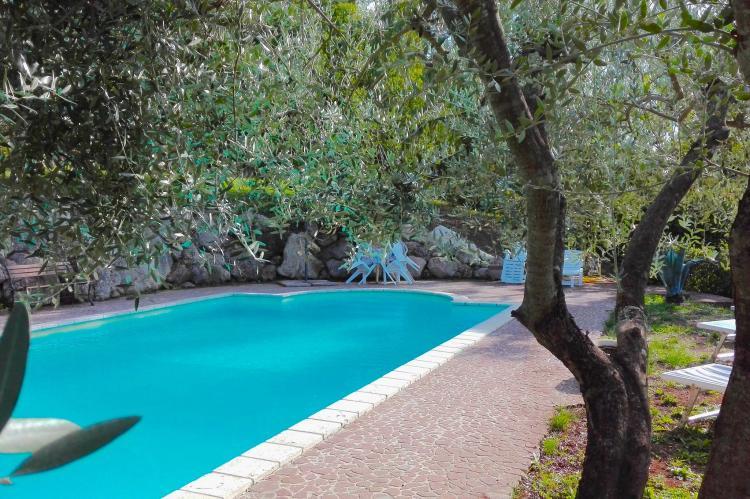 VakantiehuisItalië - Lazio/Rome: Villa del Duca  [2]
