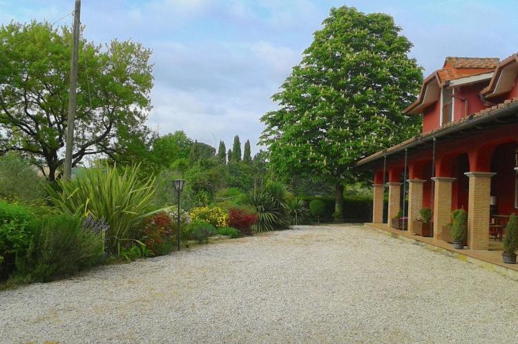 VakantiehuisItalië - Lazio/Rome: Villa del Duca  [6]
