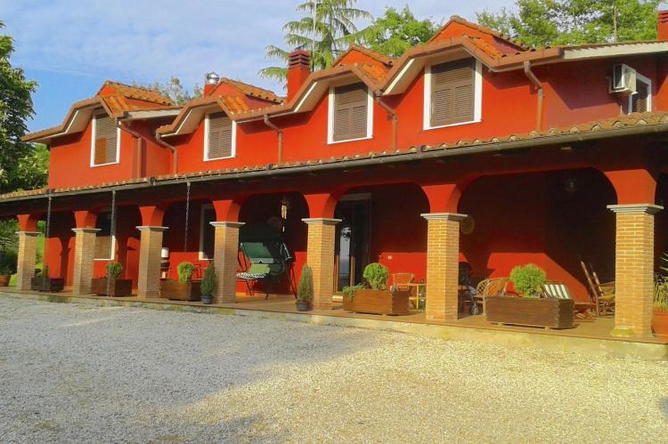 VakantiehuisItalië - Lazio/Rome: Villa del Duca  [4]