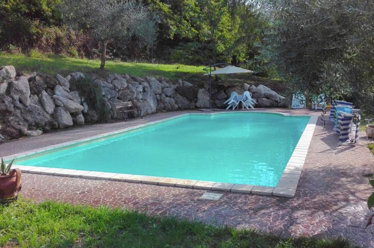 VakantiehuisItalië - Lazio/Rome: Villa del Duca  [5]