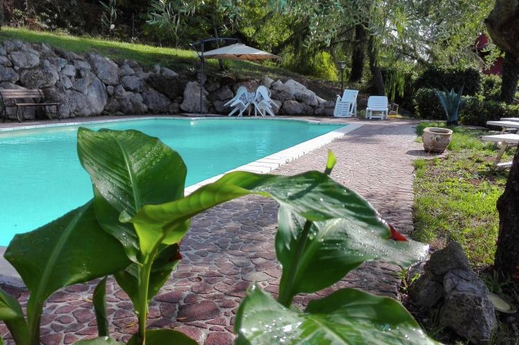 VakantiehuisItalië - Lazio/Rome: Villa del Duca  [9]