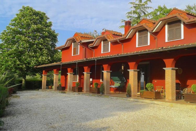 VakantiehuisItalië - Lazio/Rome: Villa del Duca  [1]