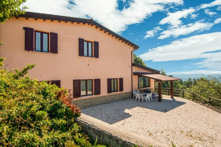 Holiday homeItaly - Umbria/Marche: Casciotto  [21]