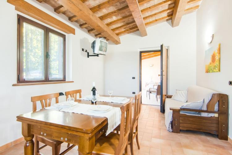 Holiday homeItaly - Umbria/Marche: Casciotto  [2]