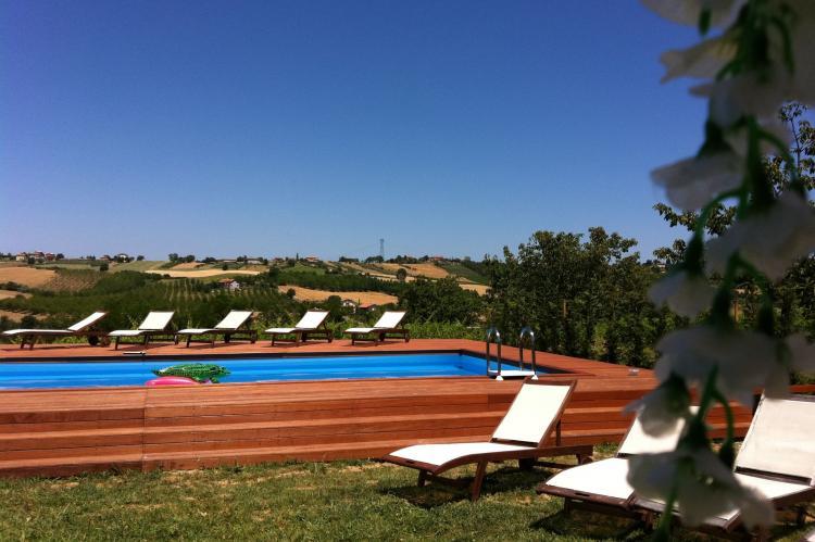 VakantiehuisItalië - Emilië-Romagne: Casa Ornella  [5]