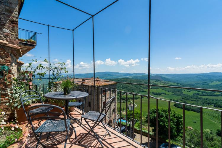 VakantiehuisItalië - Toscane/Elba: Vista dalla Terrazza  [1]