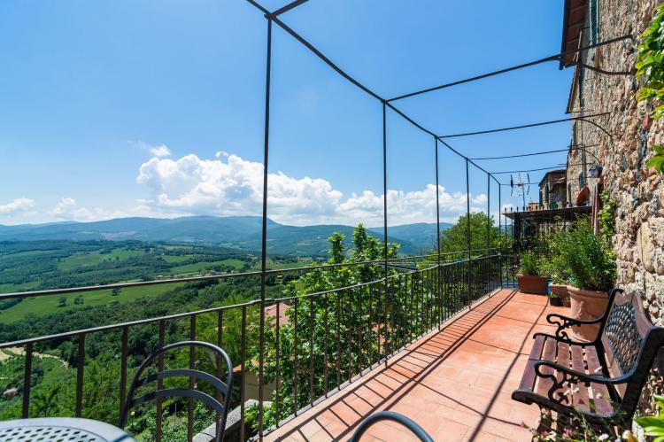 VakantiehuisItalië - Toscane/Elba: Vista dalla Terrazza  [7]