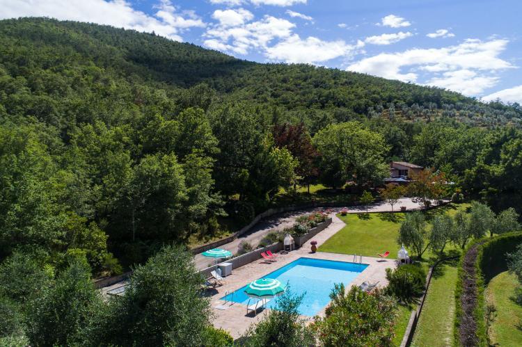 Holiday homeItaly - Tuscany/Elba: Villa Orzale  [1]