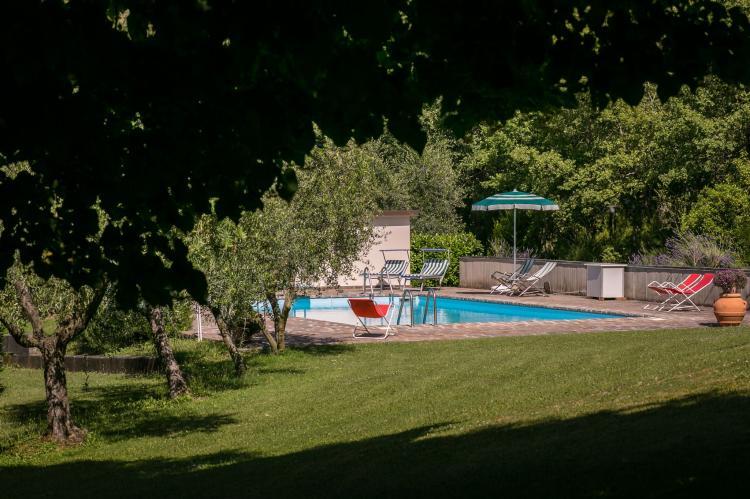 Holiday homeItaly - Tuscany/Elba: Villa Orzale  [2]