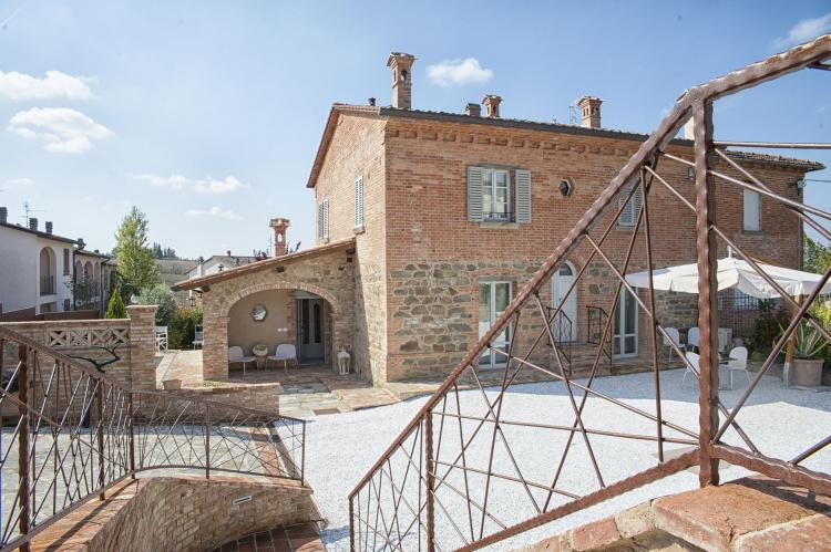 VakantiehuisItalië - Toscane/Elba: Villa Melanie  [1]