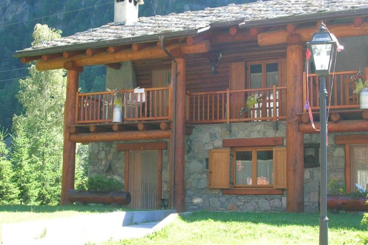 VakantiehuisItalië - Valle d'Aosta: GrBe Trilo Max  [3]
