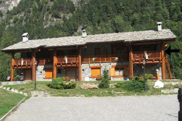 VakantiehuisItalië - Valle d'Aosta: GrBe Trilo Max  [7]