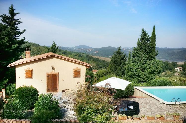 VakantiehuisItalië - Toscane/Elba: Villa Ribattolino  [5]