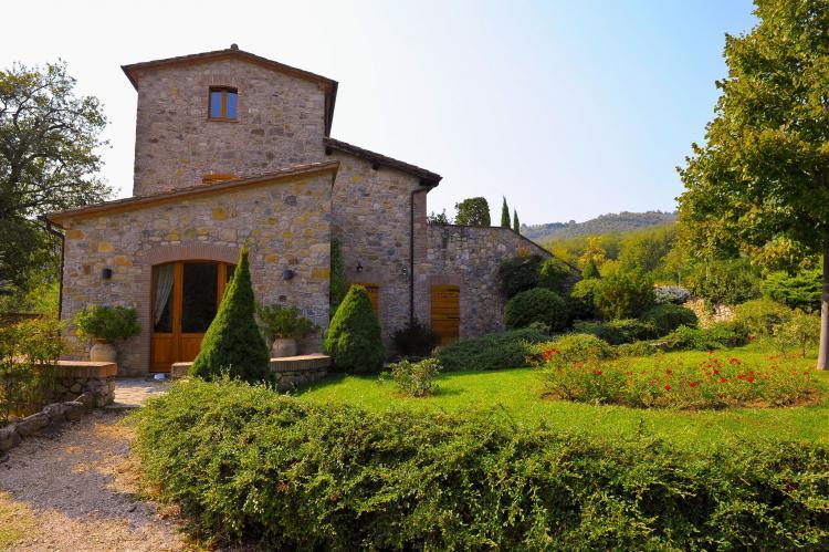 Holiday homeItaly - Umbria/Marche: Villa Chianaiola  [4]