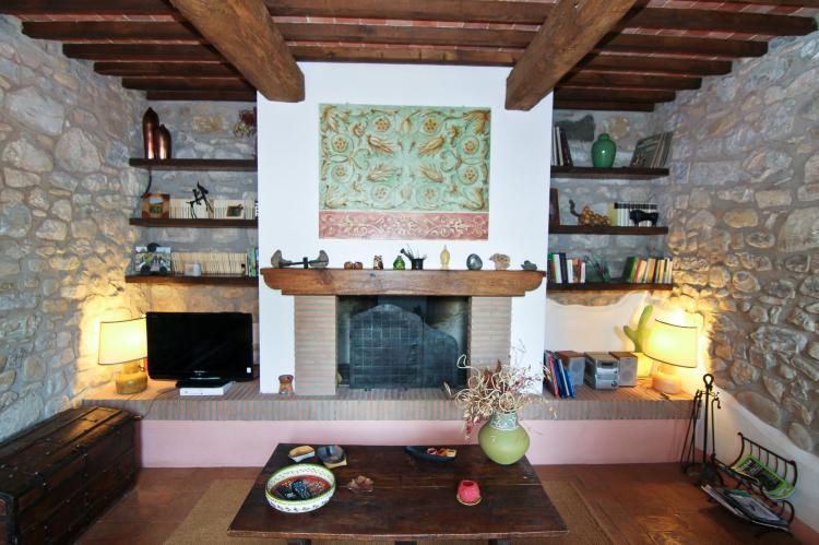 VakantiehuisItalië - Umbrië/Marche: Villa Chianaiola  [9]