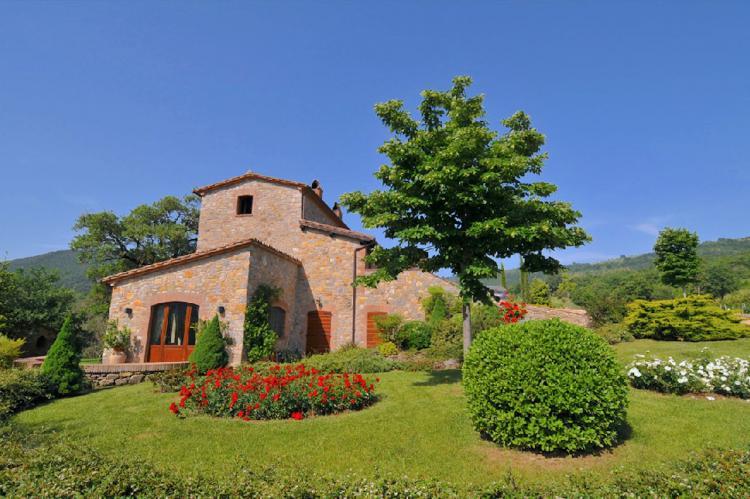 FerienhausItalien - Umbrien/Marken: Villa Chianaiola  [1]