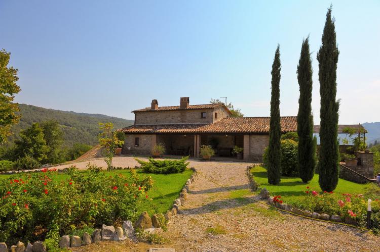 VakantiehuisItalië - Umbrië/Marche: Villa Chianaiola  [6]