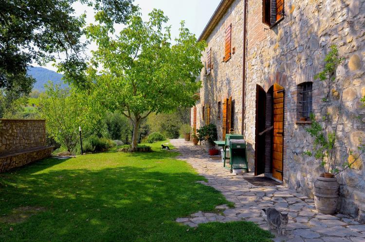 FerienhausItalien - Umbrien/Marken: Villa Chianaiola  [2]