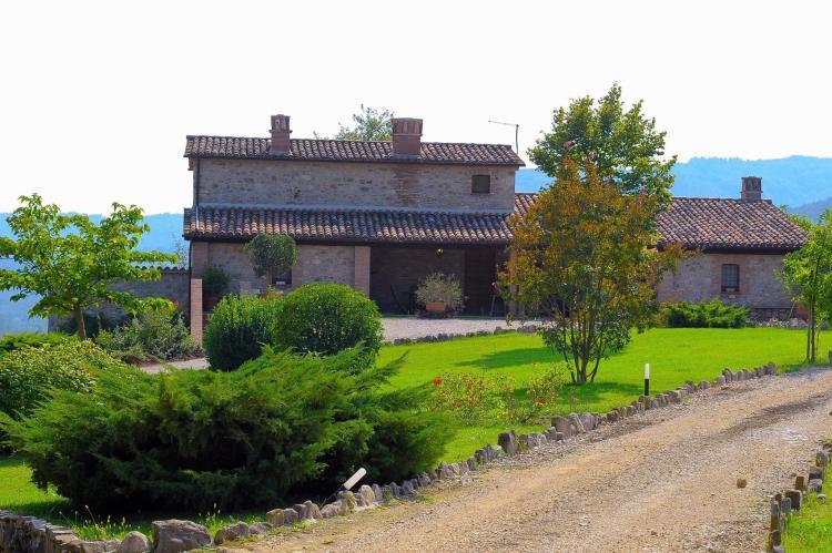 VakantiehuisItalië - Umbrië/Marche: Villa Chianaiola  [5]