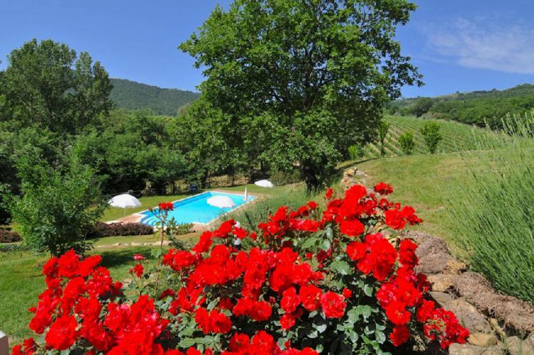 VakantiehuisItalië - Umbrië/Marche: Villa Chianaiola  [8]