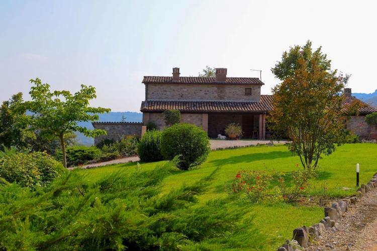 VakantiehuisItalië - Umbrië/Marche: Villa Chianaiola  [3]