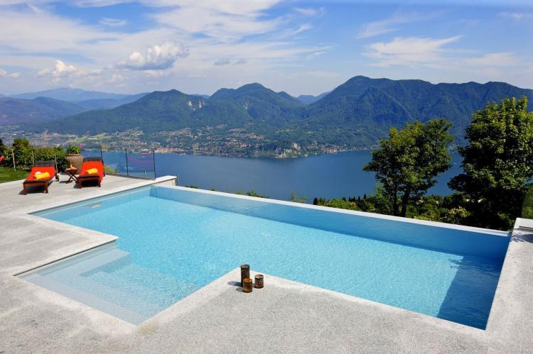 VakantiehuisItalië - Italiaanse Meren: Lago Maggiore Premeno Villa Sedici  [9]