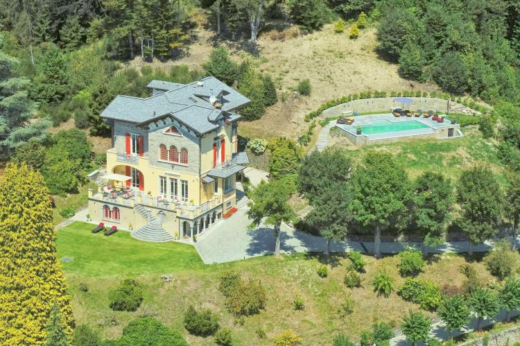 VakantiehuisItalië - Italiaanse Meren: Lago Maggiore Premeno Villa Sedici  [7]