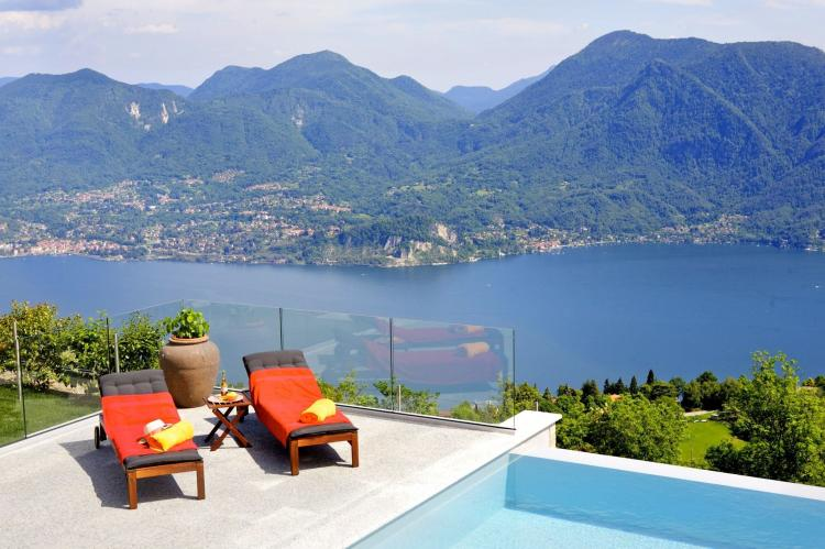 VakantiehuisItalië - Italiaanse Meren: Lago Maggiore Premeno Villa Sedici  [31]