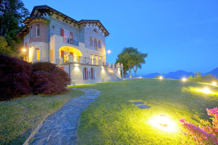 VakantiehuisItalië - Italiaanse Meren: Lago Maggiore Premeno Villa Sedici  [8]