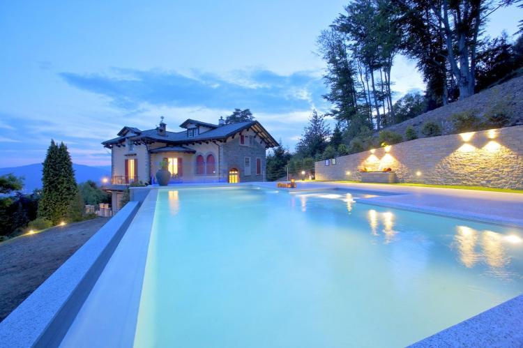 VakantiehuisItalië - Italiaanse Meren: Lago Maggiore Premeno Villa Sedici  [12]