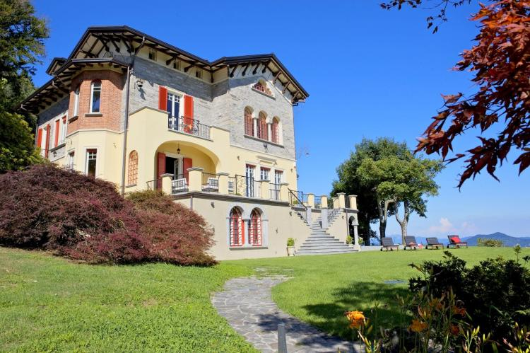 VakantiehuisItalië - Italiaanse Meren: Lago Maggiore Premeno Villa Sedici  [6]