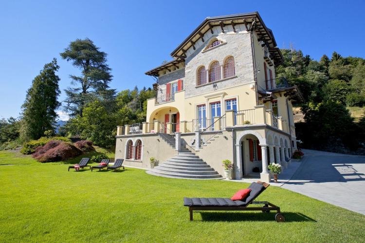 VakantiehuisItalië - Italiaanse Meren: Lago Maggiore Premeno Villa Sedici  [3]